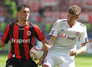 Draw threatens Bayern's Champions League hopes