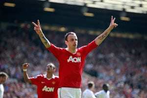 Berbatov ruled out of Basel clash
