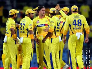 Statistical Highlights: Chennai Super Kings vs Pune Warriors