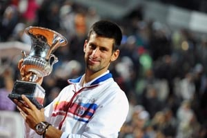 Djokovic beats Nadal for Italian Open title