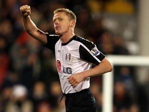 Fulham's Damien Duff retires from Ireland duty