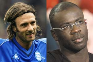 Dugarry criticises Thuram over race row comments