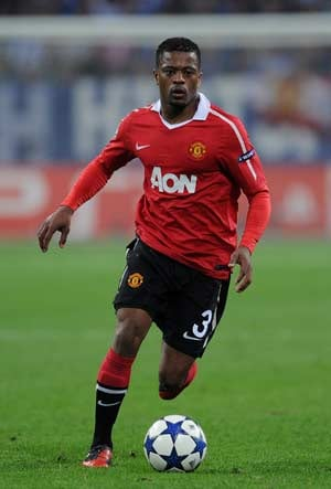 Manchester United got what they deserved: Evra