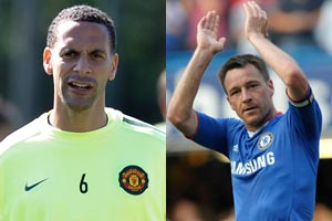 Manchester United and Chelsea prepare for title duel