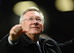 Sir Alex Ferguson to have his