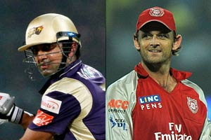 Kolkata look to maintain momentum against Punjab