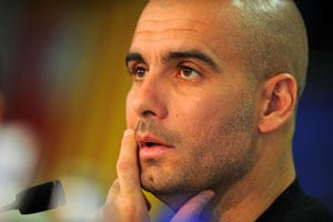 Cup loss won't change Barca style, says Guardiola