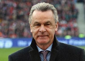 FIFA World Cup: Few Surprises in 23-Man Swiss Squad Unveiled by Manager Ottmar Hitzfeld