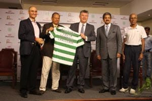 European clubs sell dreams to Indian footballers