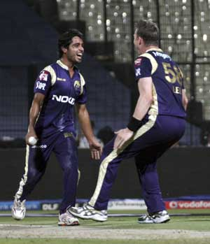 Statistical Highlights: Kolkata vs Punjab