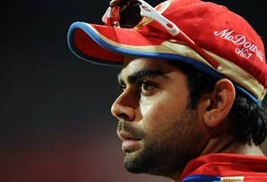 Virat Kohli relaxed going into IPL 5