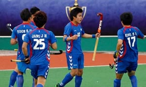 Korea beat Britain 3-1, to play India for 5th place play-off