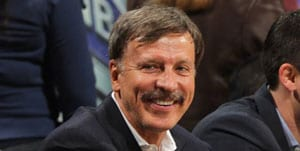 Arsenal owner Stan Kroenke committed for 'long term' says club