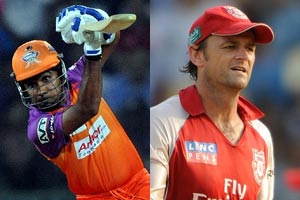 Kochi and Mohali lock horns in IPL survival battle