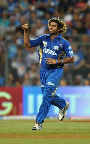 Malinga fined with Code of Conduct breach