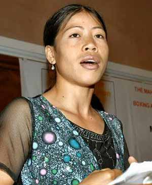 Mary Kom to walk the ramp