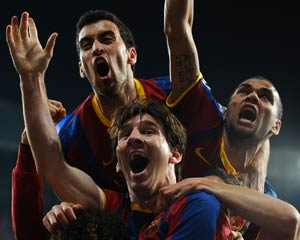 Barcelona open new academy for youth players