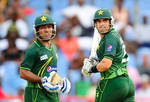 Credit to England for their fightback: Misbah