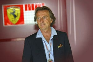 Ferrari President Luca di Montezemolo says he will remain in charge