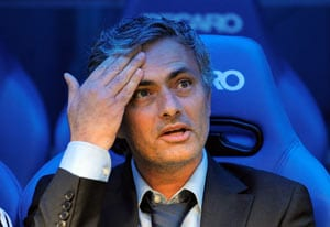 No regrets over tactics after loss: Mourinho