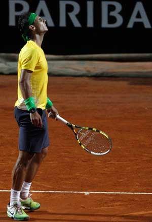 Nadal still claycourt king: Djokovic