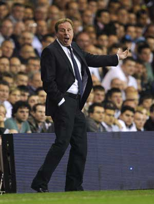 Lowly loss to third-division team MK Dons angers QPR manager Harry Redknapp