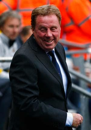 Redknapp reveals secret of Spurs' success