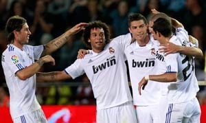 Ronaldo equals Spanish record with 38th goal