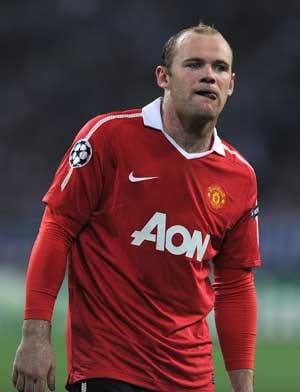 Wayne Rooney reaches crossroads in Manchester United career