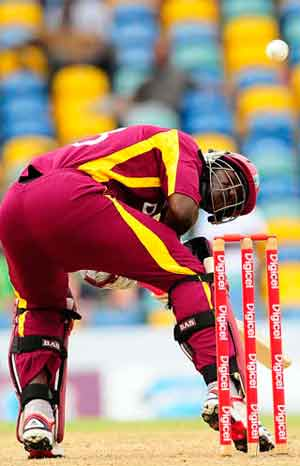 West Indies come up just short in Australia thriller