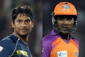 Sangakkara, Jayawardena also for early IPL exit