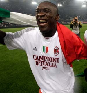Clarence Seedorf faces 12-match suspension in Brazil