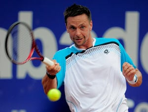Soderling searches for claycourt boost