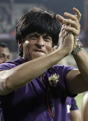 Strange that KKR are winning this season: Shah Rukh