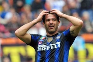 Groin trouble ends season for Inter's Stankovic