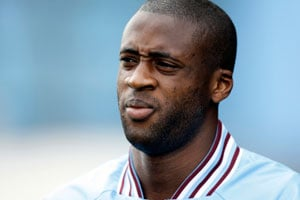 Toure ready to end City trophy drought