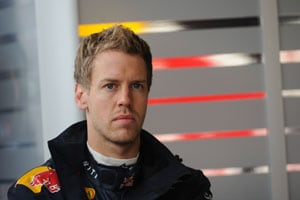Sebastian Vettel best in 3rd Turkish GP practice