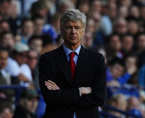 Blame me says Wenger as Arsenal's title bid crashes