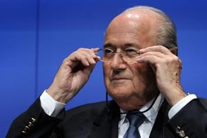 Only a small percentage of football games fixed, says Sepp Blatter