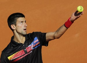 World's best serve up Friday French Open special