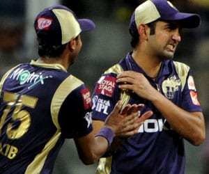 Gambhir will be dropped if he is unfit: BCCI