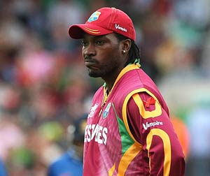 Chris Gayle returns for T20 series against England