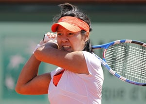 Li Na into French Open last 16