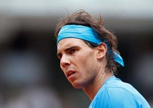 I'm not playing well enough to win title: Nadal