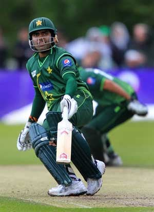 Pakistan seal ODI series win over Ireland