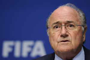 Guilty clubs could be demoted over racism, says Sepp Blatter