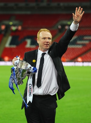 McLeish savours 'best ever' win