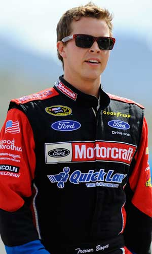 Bayne becomes youngest Daytona champ