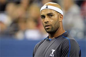 James Blake beats Olivetti in 1st round in Metz
