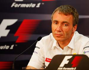 Mercedes hires Bell as new technical director